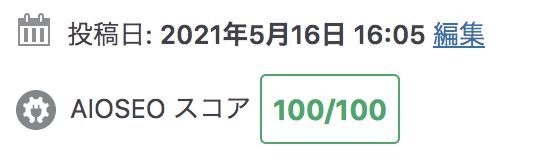 【SEOスコア100点を目指せ】ALL IN SEO PACKというプラグインでブログのスコア100点をとるには?